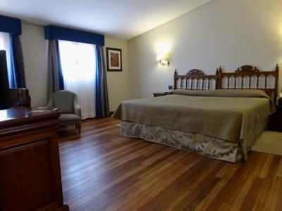 テイデ国立公園内の唯一の宿泊施設