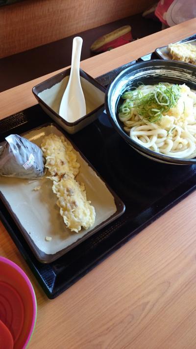 香の川製麺 狭山くみの木店