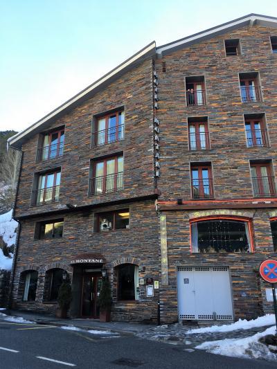 ホテル モンターネ 写真