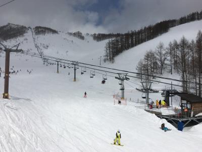 スノーパルオグナほたかスキー場