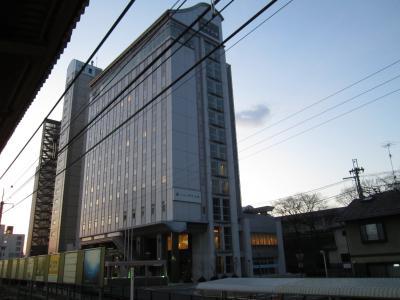 ホテルテトラ大津 京都