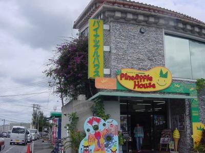 パイナップルハウス