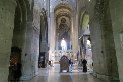 スヴェティ ツホヴェリ大聖堂