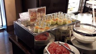 デザート函館プリン(朝食)