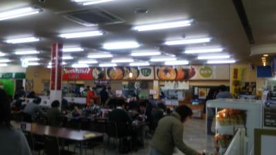 高坂サービスエリア(下り)スナックコーナー