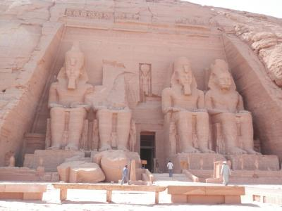 アブ シンベル大神殿