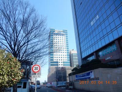 東横イン 釜山駅1 写真