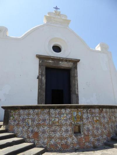 フォリオのハイライトは岬の絶景教会♪