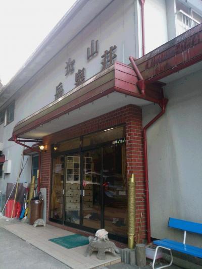 光山温泉 岳泉荘