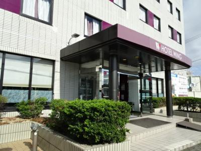 ホテルウィングインターナショナル熊本八代