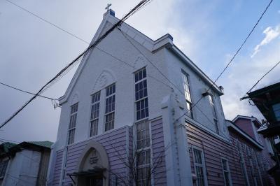 函館元町 港ヶ丘教会