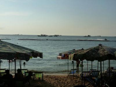 パタヤ ビーチ
