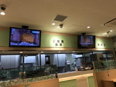 矢板北パーキングエリア(下り線)食堂
