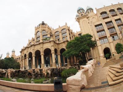 サンシティの中で一番、新しく派手なホテル:The Palace(サンシティ/ヨハネスブルグの近く)
