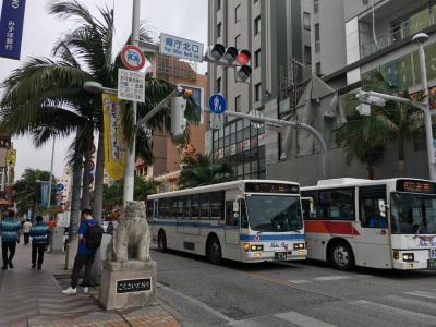 観光の中心の通り