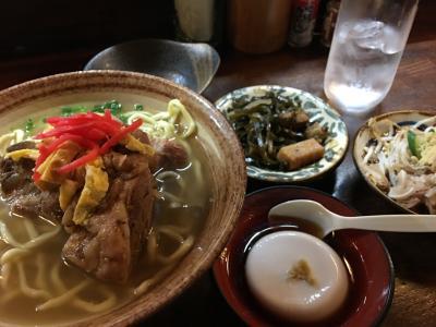 沖縄地元料理