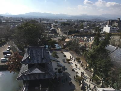 中津城(奥平家歴史資料館)