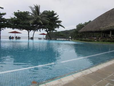 黒砂ビーチのオーシャンビューホテル