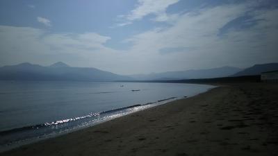 東の浜海水浴場