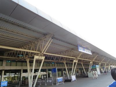 チカルサーナ空港 (IXU)