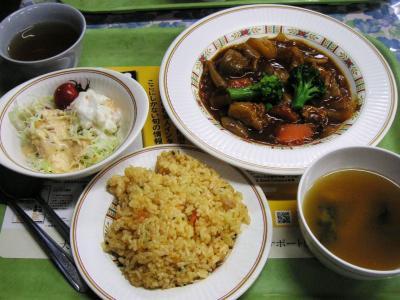 東大生協 中央食堂