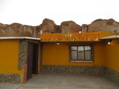 Hotel Jardines de Mallku Cueva