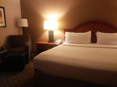 ATL空港前泊によいホテル