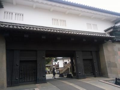 金沢城石川門