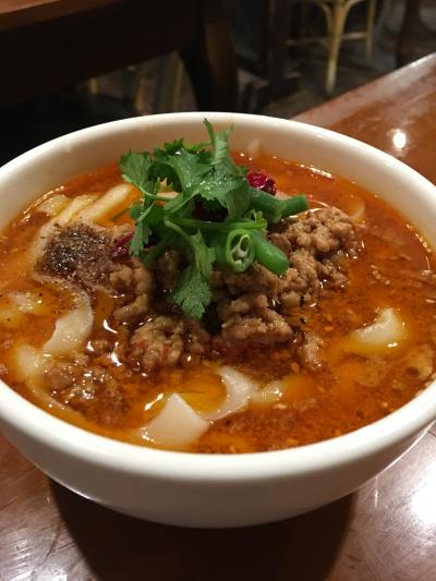 マーラー刀削麺