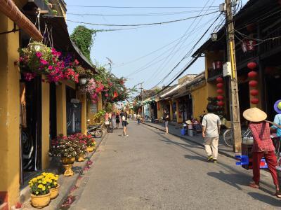 ホイアン旧市街