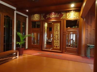 タイ オーキッド レストラン