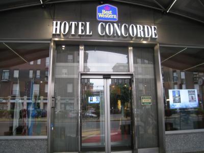 格式の有る感じのホテル