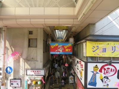 ジャンジャン横丁 (南陽通商店街)