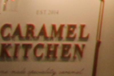 キャラメル キッチン