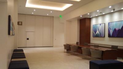 1階の待合室