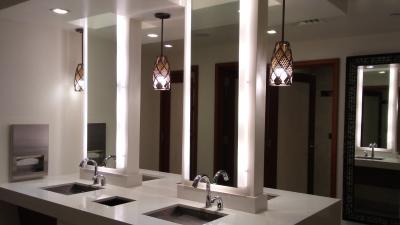 2階にあるトイレ