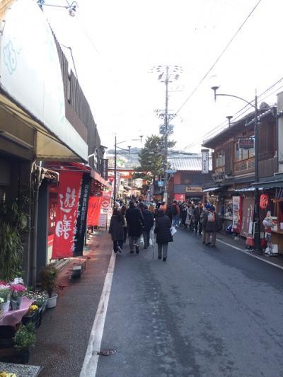 伏見稲荷参道商店街