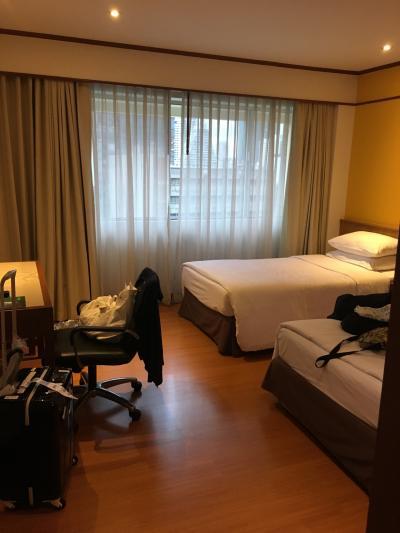 安いツアーホテルだけどコスパがすごくいい!