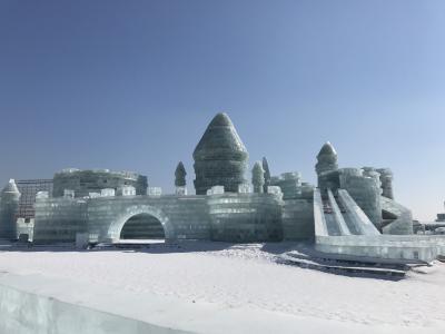 氷雪大世界
