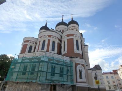 アレクサンドル ネフスキー聖堂