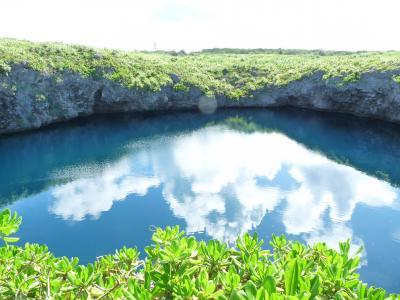 絶景です。伊良部島一番のスポットでは
