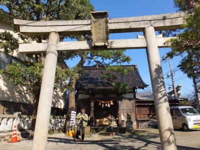 東山菅原神社社務所
