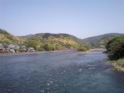 平安貴族も愛した川