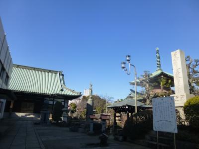 妙行寺 (お岩さんのお寺)