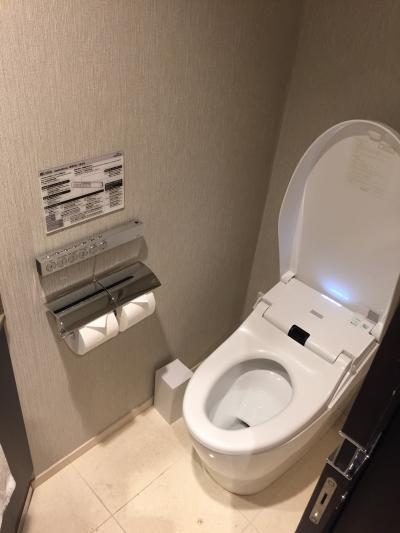 独立したトイレはもちろんウォシュレット付
