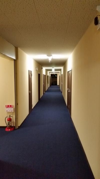 ビジネスホテル 宿刈