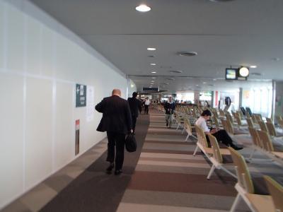新千歳空港ANAラウンジ