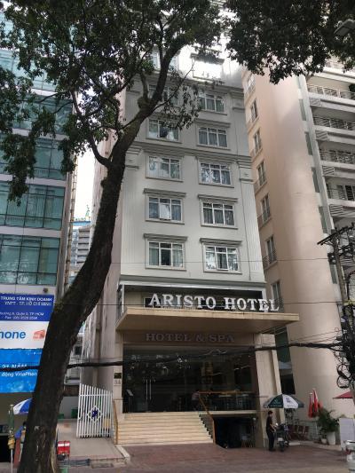 中心部へのアクセス良し! 格安四つ星ホテル