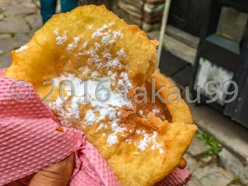 リラの僧院のパン屋さん