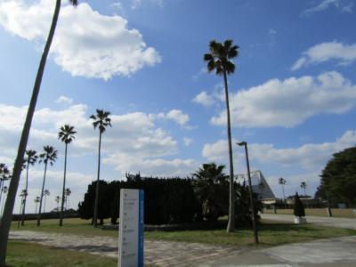 海の中道海浜公園 博多湾のエリア